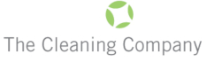 The Cleaning Company Logo